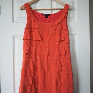 "French Connection ""Penny's Party"" dress, Size 8"
